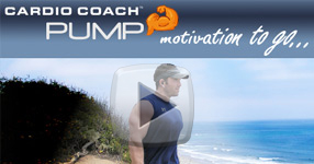 Cardio Coach Pump! Sample